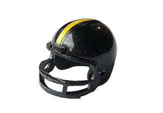 Oyo Toys Pittsburgh Steelers Helmet Oyo Sports Nfl Minifigures Buildables