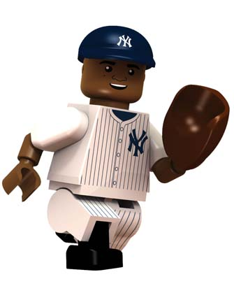 OYO Sports   New York Yankees OYO minifigures & buildables