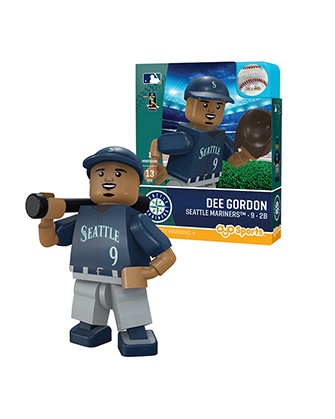 OYO Sports   Seattle Mariners OYO minifigures & buildables