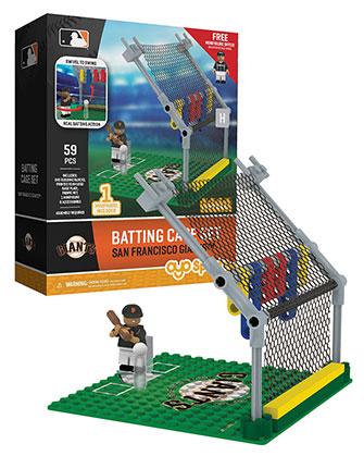 OYO Sports | San Francisco Giants OYO minifigures & buildables