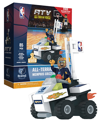 OYO Sports | National Basketball Association Minifigures & Buildables