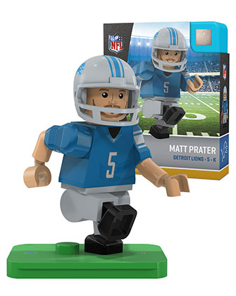Detroit Lions Matt Prater LIMITED Jerseys