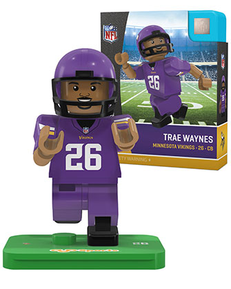 nfl Minnesota Vikings Trae Waynes LIMITED Jerseys