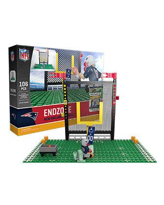 OYO Sports   New England Patriots OYO minifigures & Field Sets
