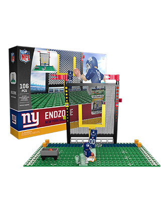 OYO Sports | New York Giants OYO minifigures & Field Sets