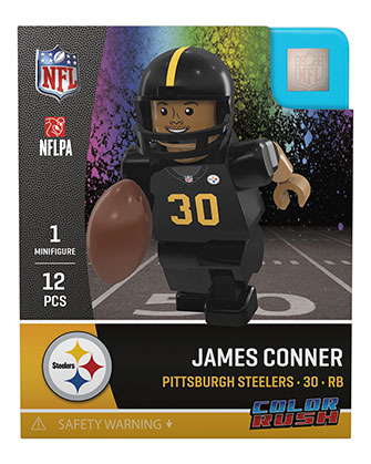james conner jersey color rush