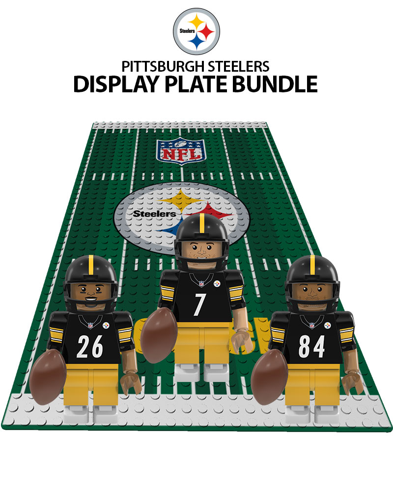 Oyo Steelers Locker Room