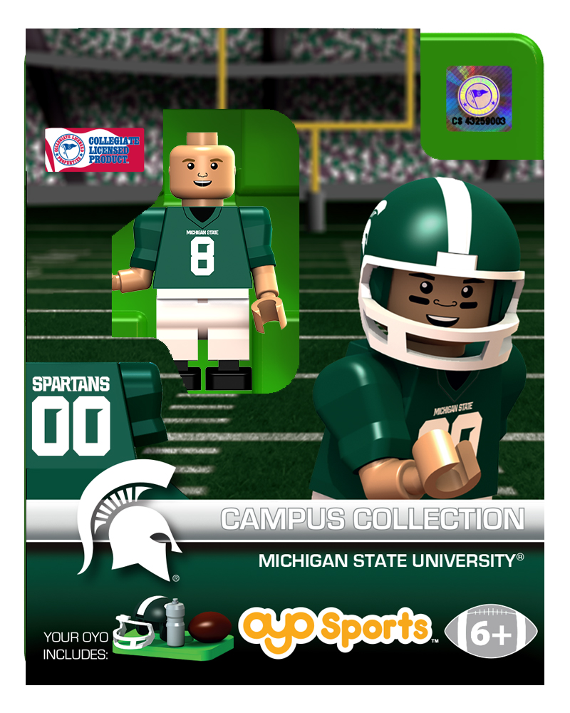 CFB - MSU - Michigan State University Spartans Collector Series Series Limited Edition
