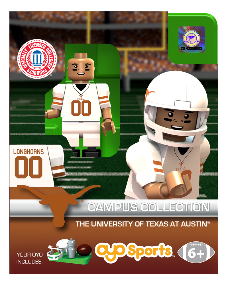 CFB - TEX - University of Texas at Austin Longhorns Campus Collection Collection Campus Series Limited Edition