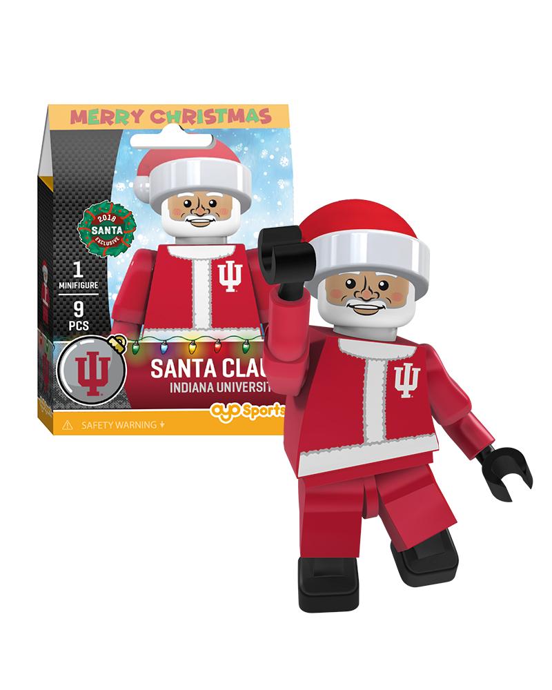 Santa Claus Indiana Hoosiers