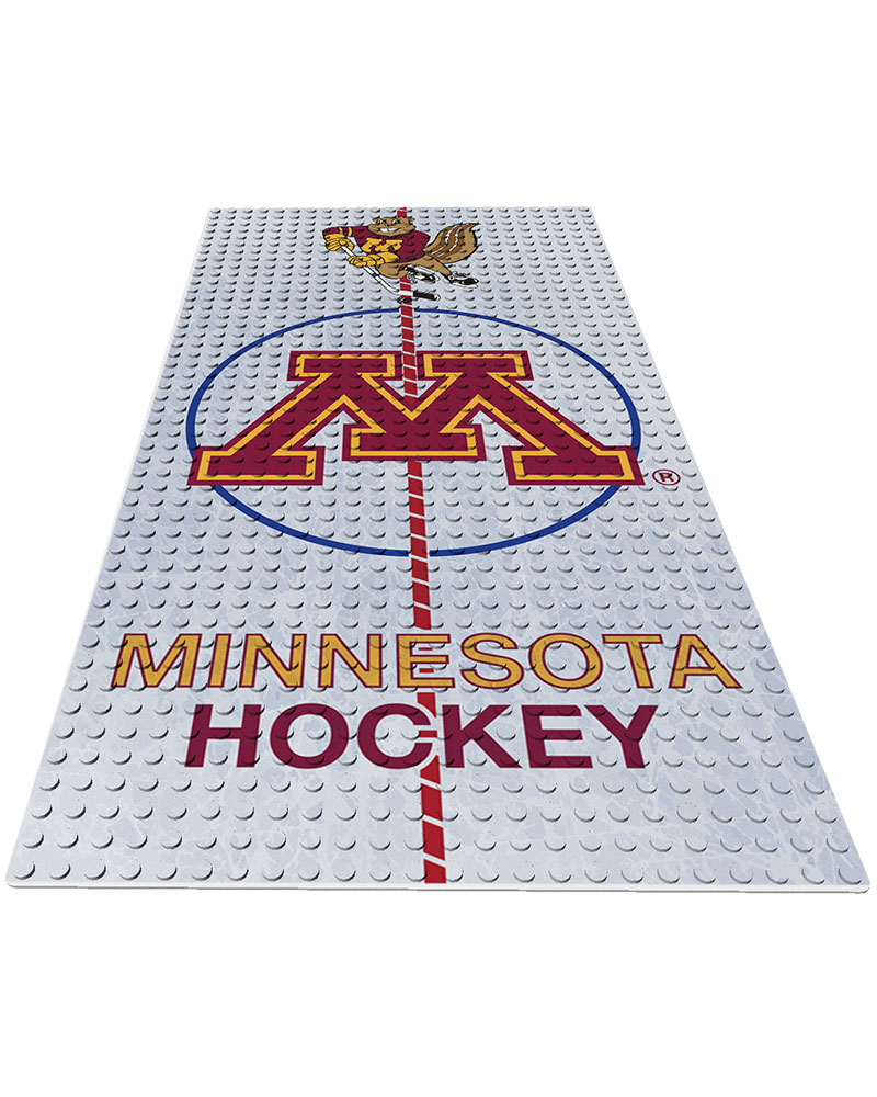 CHK MIN Minnesota Gophers 0 1 24X48 DISPLAY BRICK