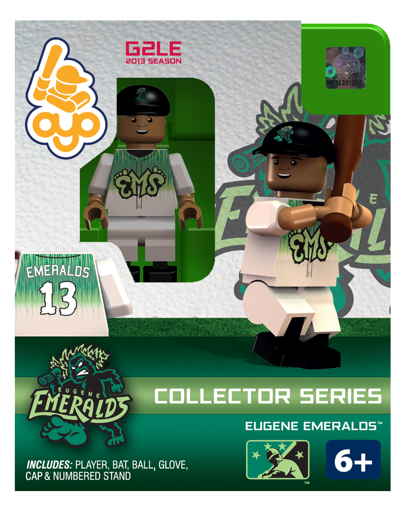 MIB - EUG - Eugene Emeralds Limited Edition