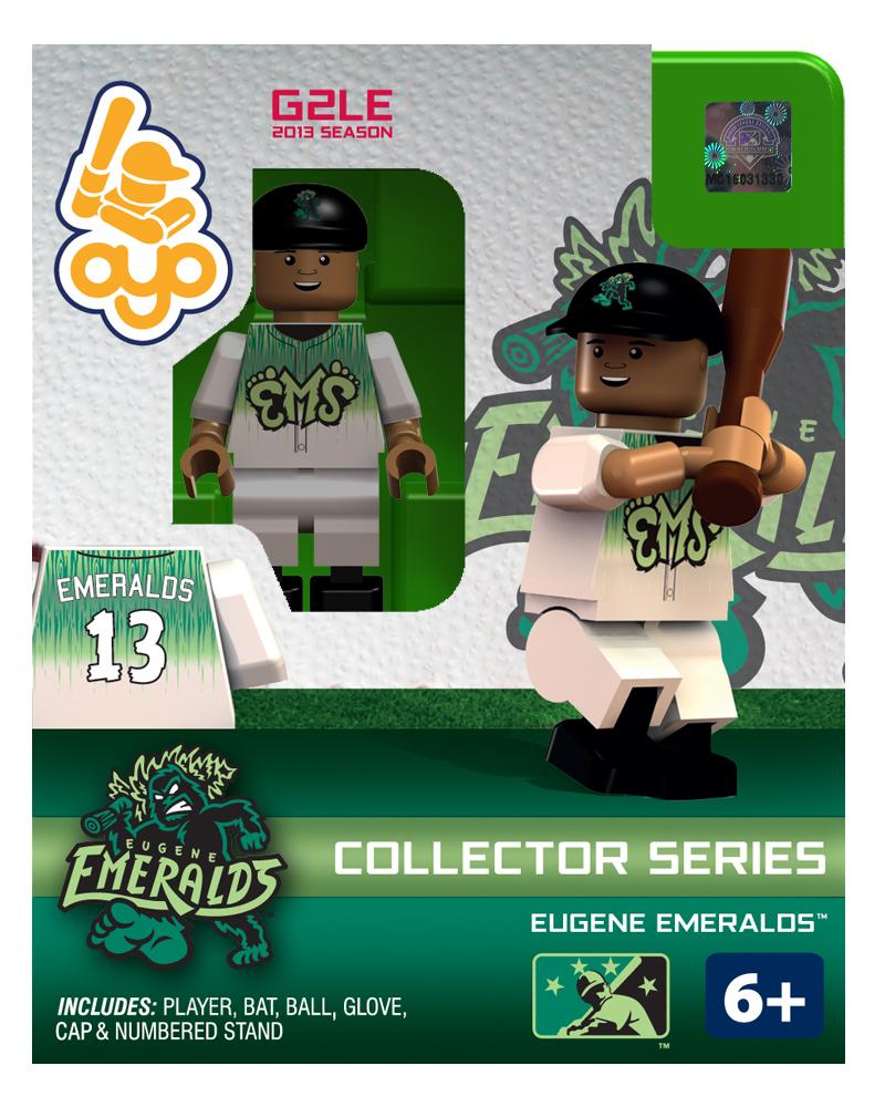 MIB - EUG - Eugene Emeralds Limited Edition