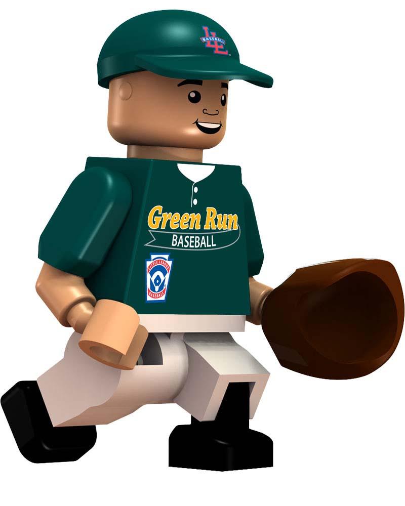 LLB GRN Green Run Little League David Wright Limited Edition