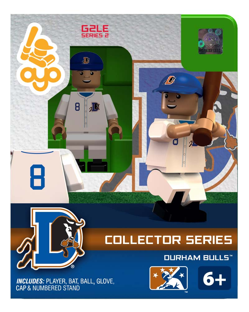 MIB - DUR - Durham Bulls Limited Edition