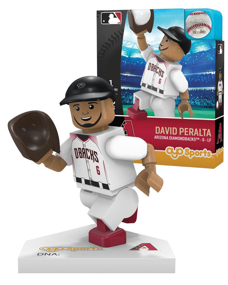 MLB ARZ ArizonaÿDiamondbacks DAVID PERALTA Limited Edition