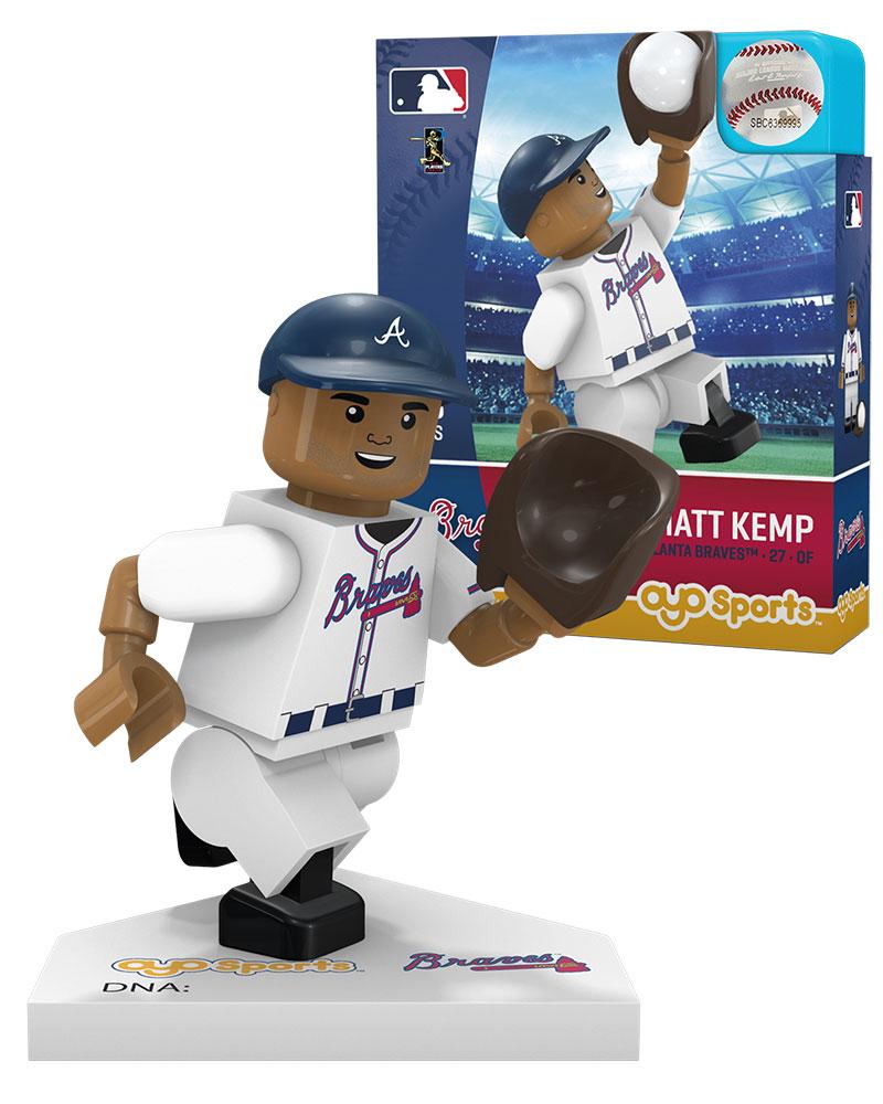 MLB ATL AtlantaÿBraves MATT KEMP Home Uniform Limited Edition