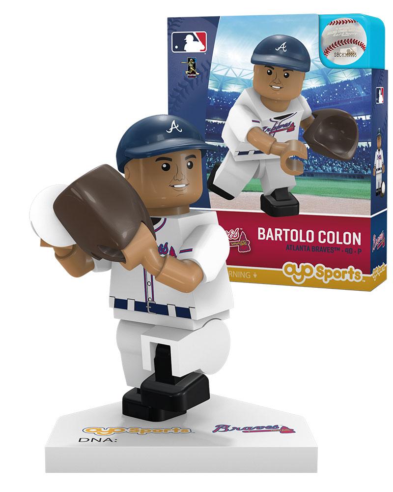 MLB ATL AtlantaÿBraves BARTOLO COLON Home Uniform Limited Edition