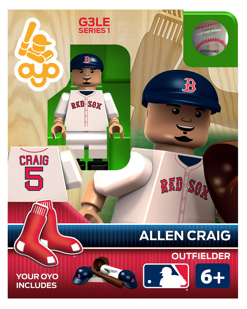 MLB - BOS - Boston Red Sox Allen Craig Limited Edition