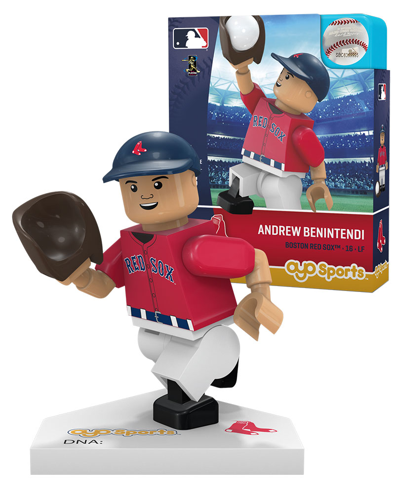 MLB Boston Red Sox 2018 Andrew Benintendi Action Figure