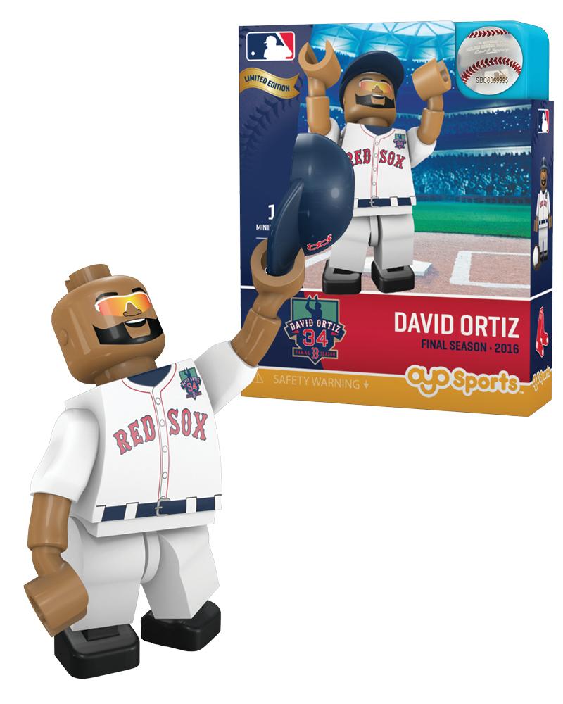 MLB BOS BostonÿRedÿSox DAVID ORTIZ Retirement Limited Edition