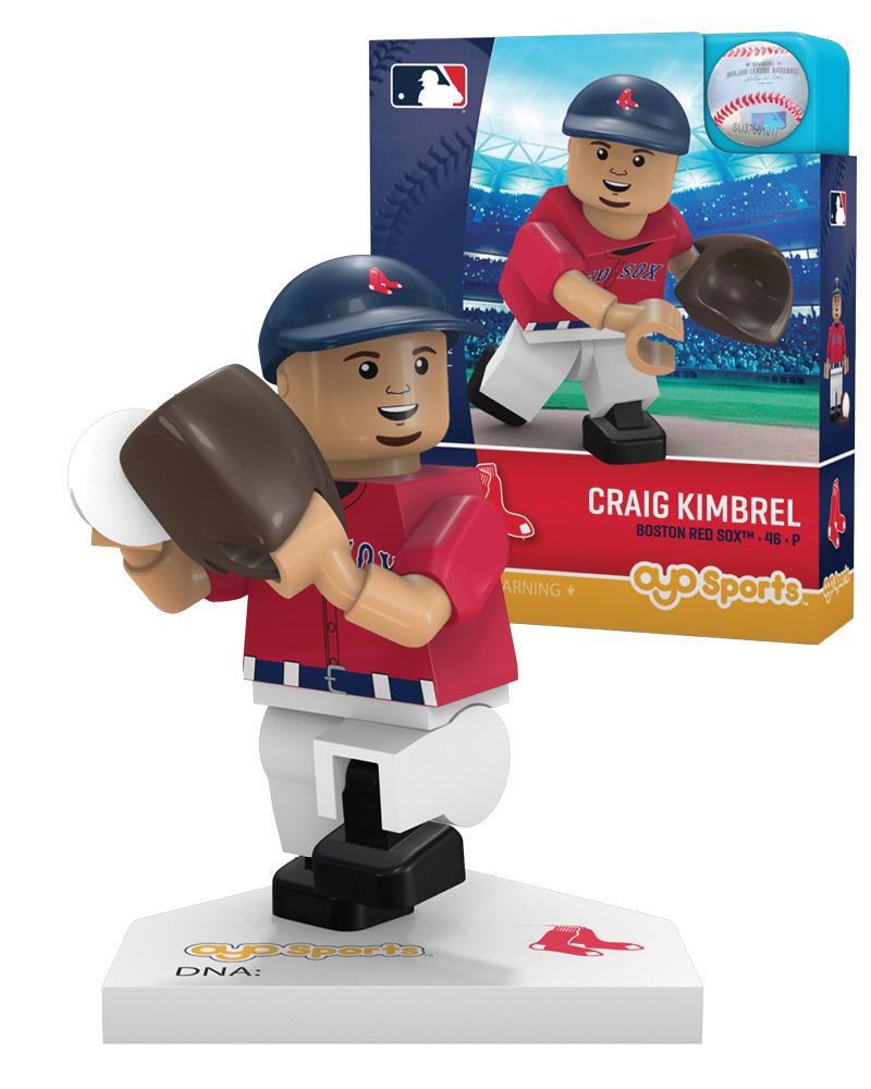 MLB BOS BostonÿRedÿSox CRAIG KIMBREL Limited Edition