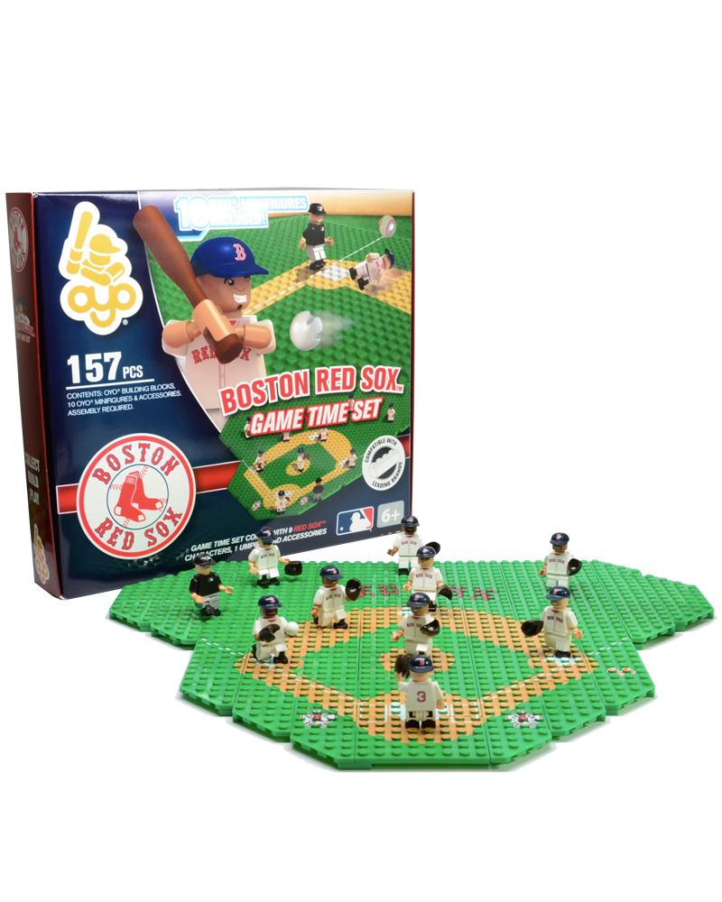 MLB BOS Boston Red Sox Baseball Gametime Set 1.5