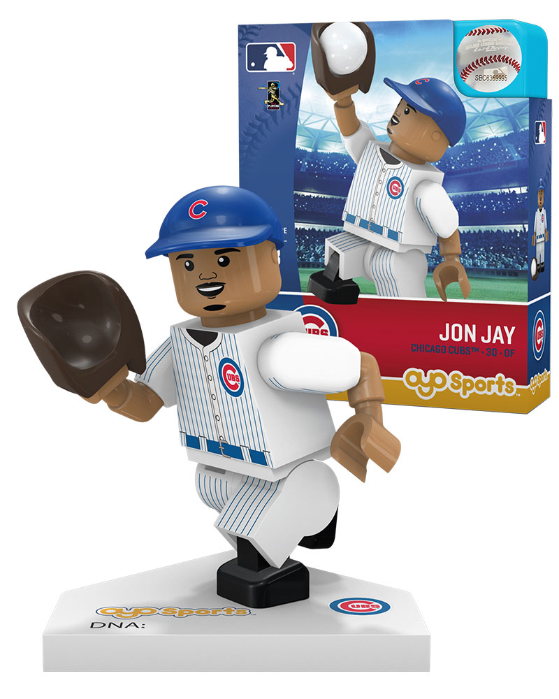MLB CHC ChicagoÿCubs JON JAY Limited Edition