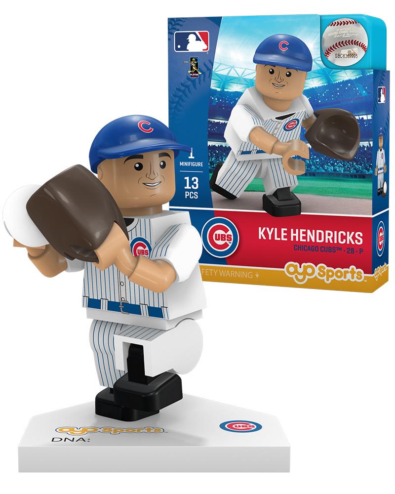 MLB CHC ChicagoÿCubs KYLE HENDRICKS Limited Edition