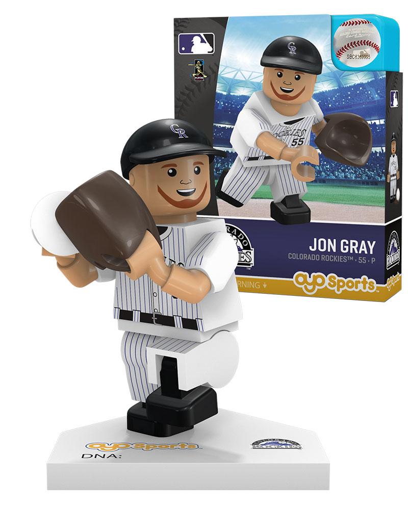 MLB COL ColoradoÿRockies JON GRAY Home Uniform Limited Edition