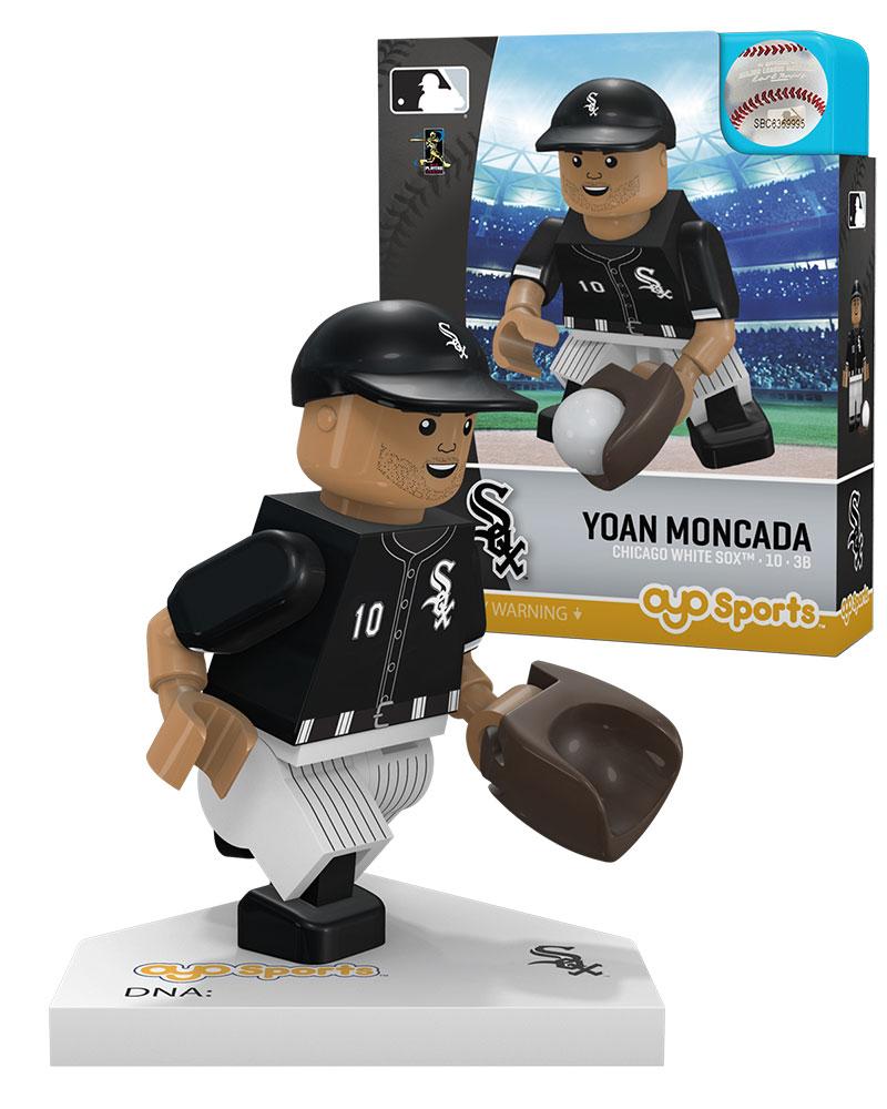 MLB CWS ChicagoÿWhiteÿSox YOAN MONCADA Limited Edition