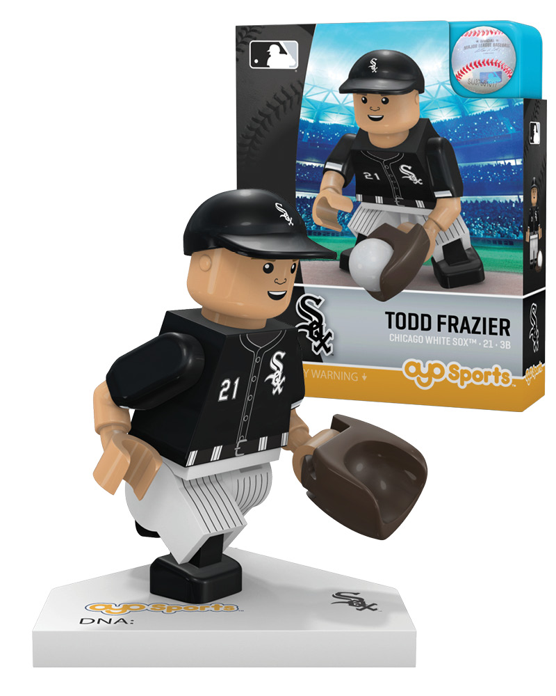 MLB CWS ChicagoÿWhiteÿSox TODD FRAZIER Limited Edition