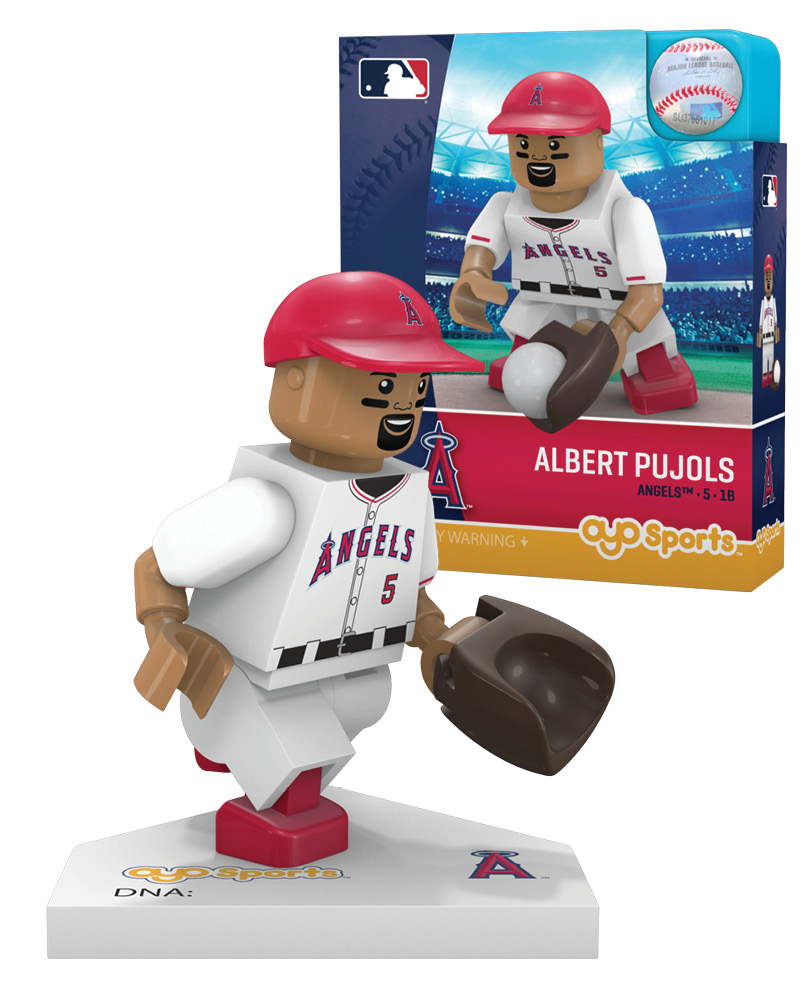 MLB - LAA - LosÿAngelesÿAngels of Anaheim ALBERT PUJOLS Limited Edition 71770