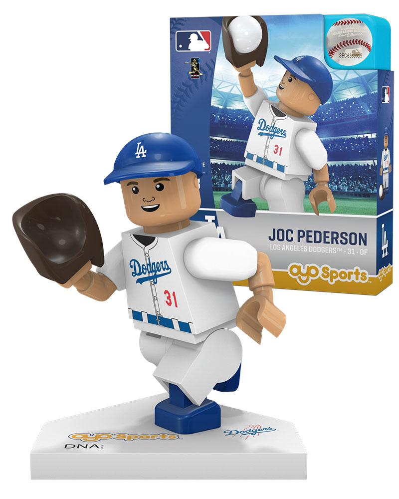 MLB LAD LosÿAngelesÿDodgers JOC PEDERSON Home Uniform Limited Edition