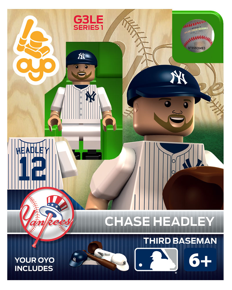MLB - NYY - New York Yankees Chase Headley Limited Edition