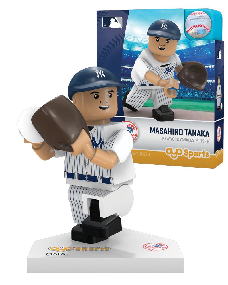 MLB - NYY - NewÿYorkÿYankees MASAHIRO TANAKA Limited Edition 71795