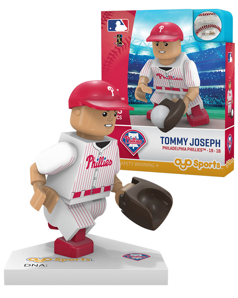 MLB PHI Philadelphia Phillies TOMMY JOSEPH Limited Edition