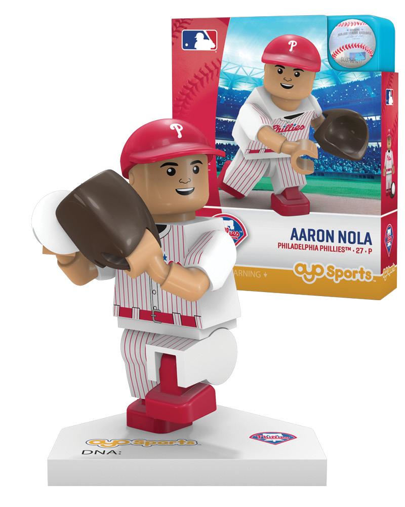 MLB PHI PhiladelphiaÿPhillies AARON NOLA Limited Edition