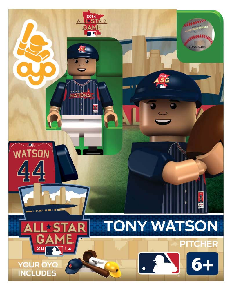 MLB - PIT - Pittsburgh Pirates Tony Watson All Star Game 2014 Limited Edition