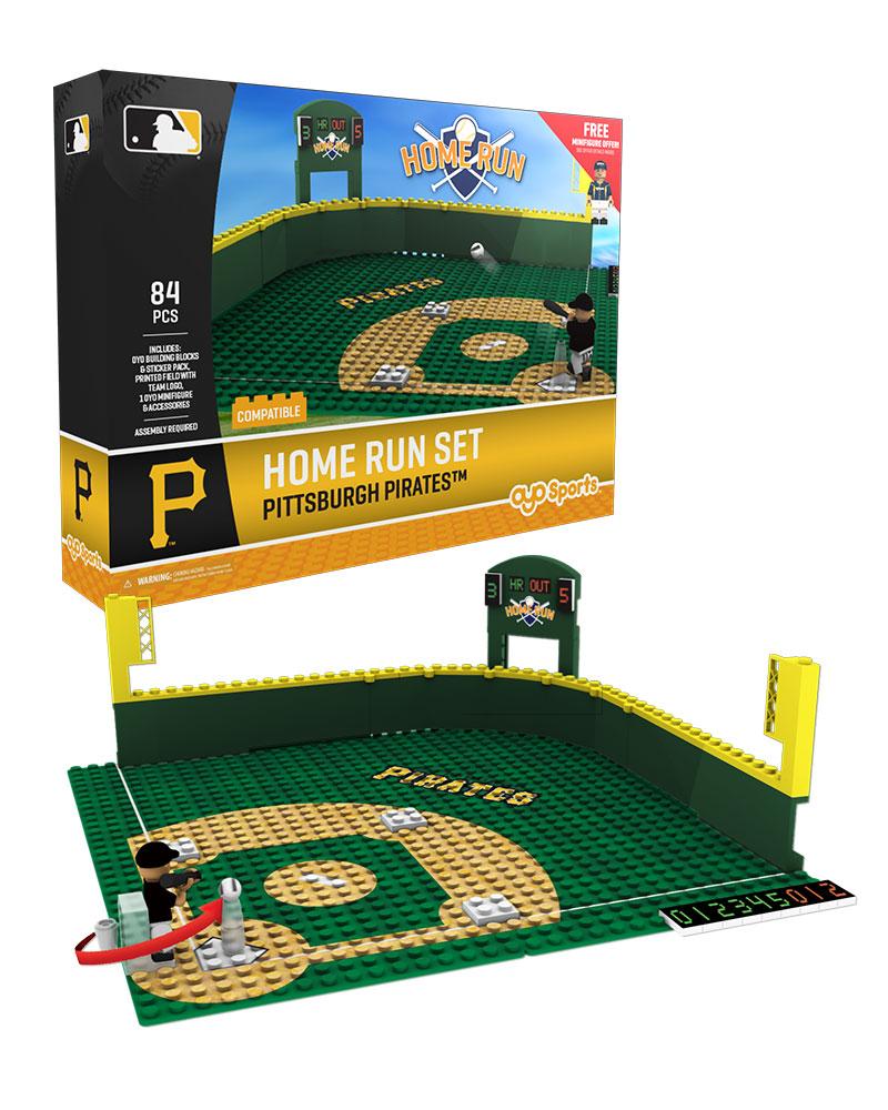 MLB PIT PittsburghÿPirates Baseball Home Run Derby Set
