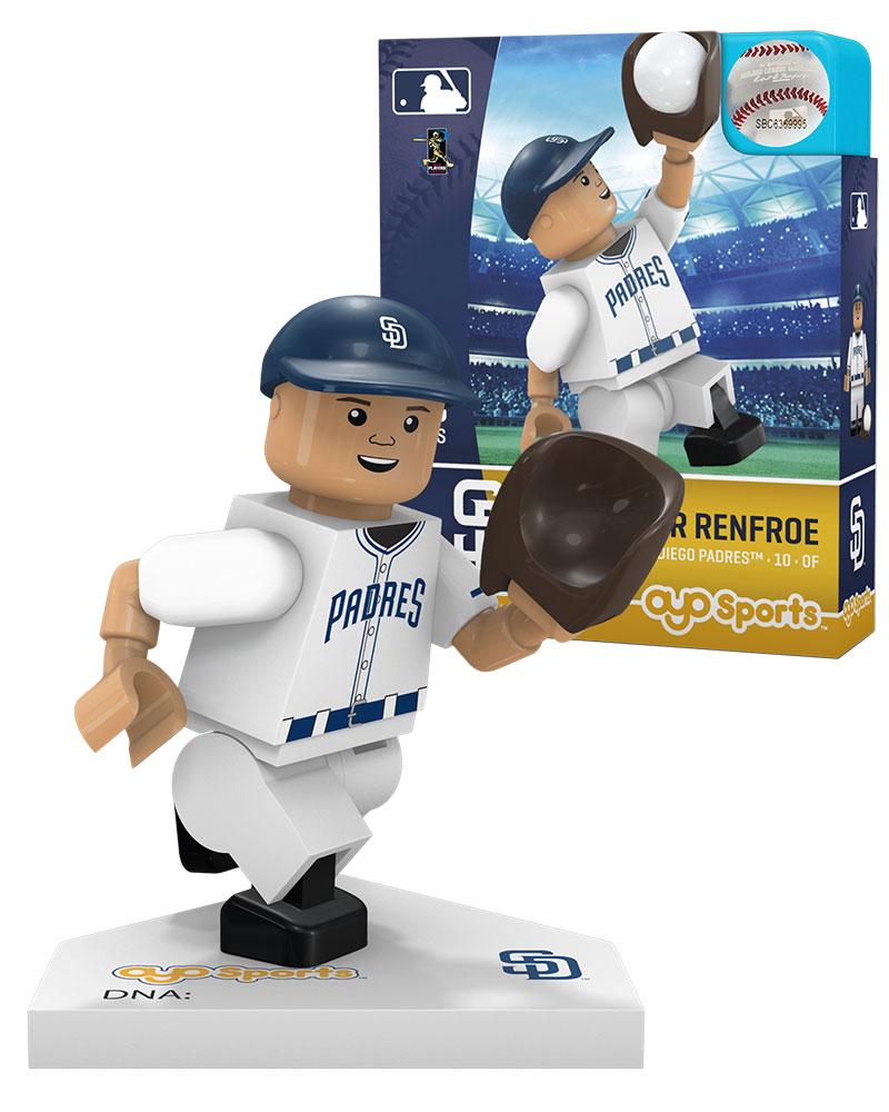 MLB SDP SanÿDiegoÿPadres HUNTER RENFROE Home Uniform Limited Edition