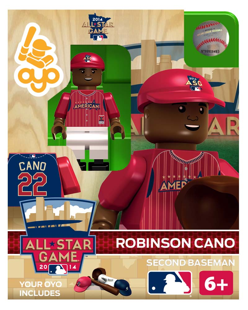 MLB - SEA - Seattle Mariners Robinson Cano All Star Game 2014 Limited Edition