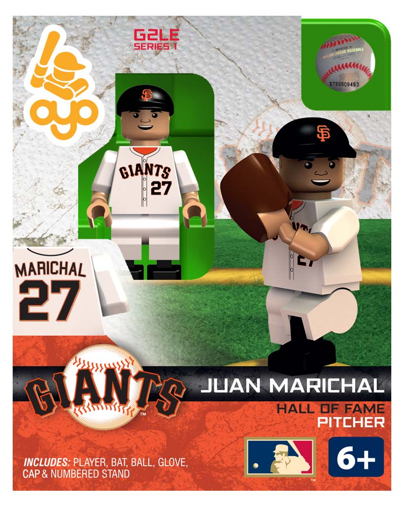 MLB - SFG - San Francisco Giants Juan Marichal Hall of Fame Limited Edition