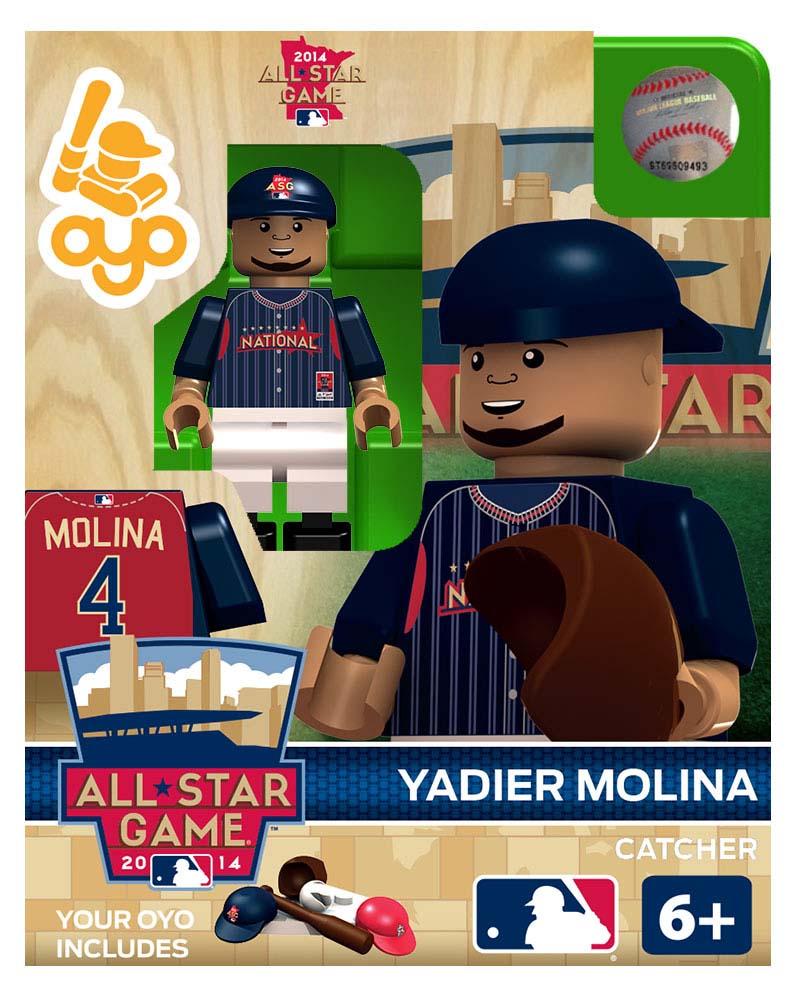 MLB - STL - St. Louis Cardinals Yadier Molina All Star Game 2014 Limited Edition
