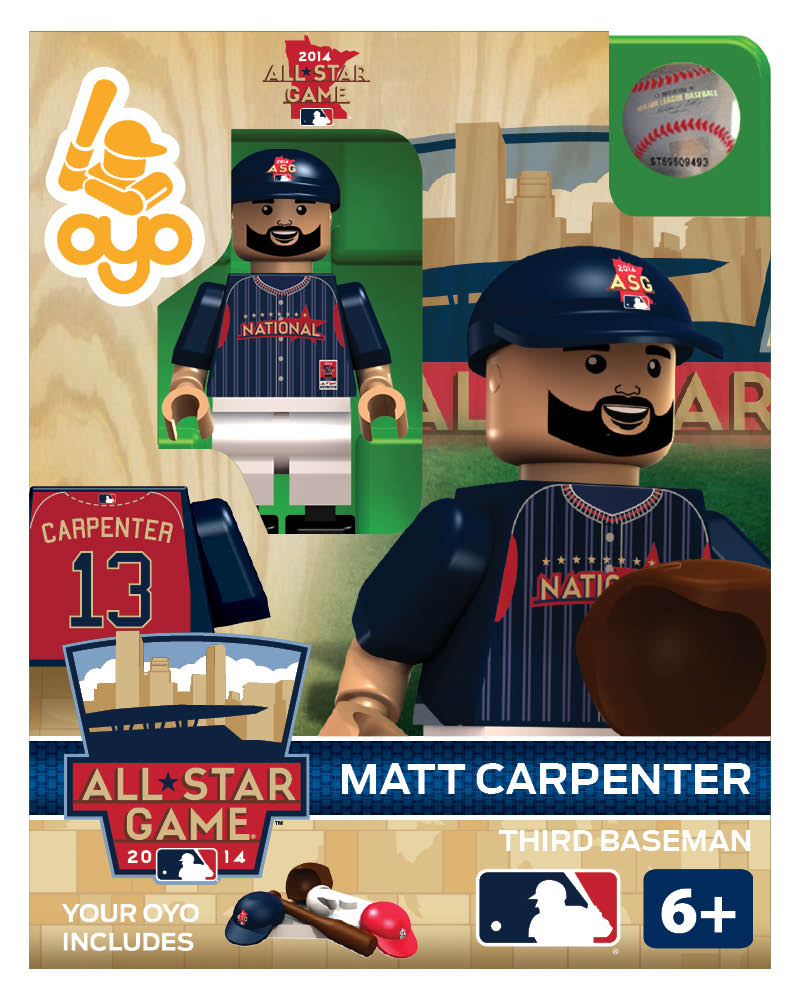 MLB - STL - St. Louis Cardinals Matt Carpenter All Star Game 2014 Limited Edition