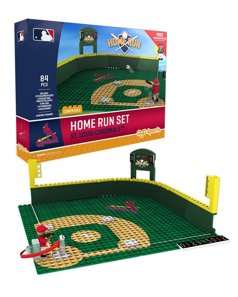 MLB STL St.ÿLouisÿCardinals Baseball Home Run Derby Set