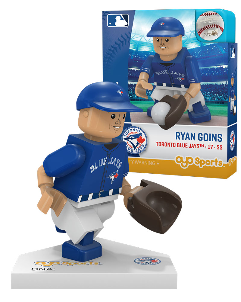 MLB TOR TorontoÿBlueÿJays RYAN GOINS Limited Edition