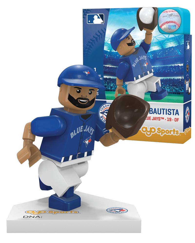 MLB TOR TorontoÿBlueÿJays JOSE BAUTISTA Limited Edition