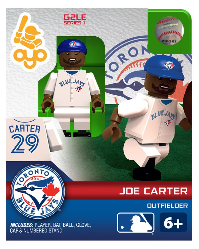 MLB TOR Toronto Blue Jays Joe Carter Hall of Fame Limited Edition