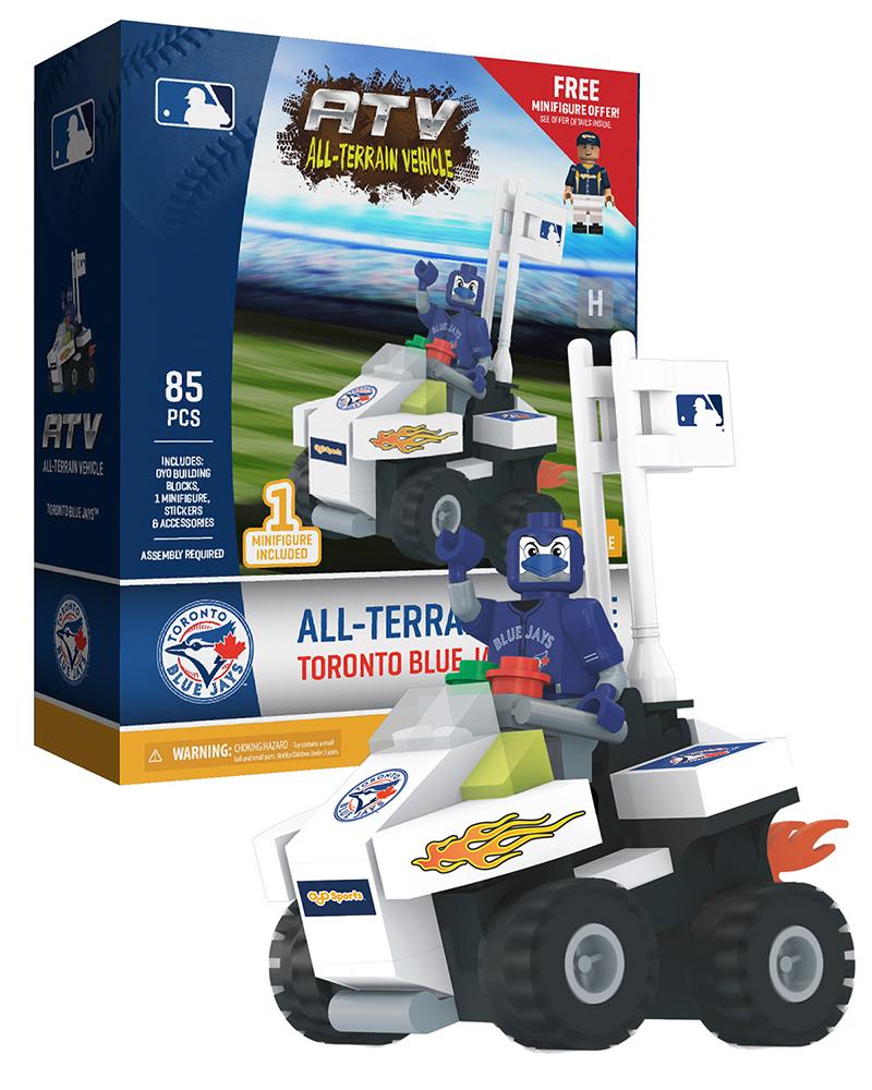 MLB TOR TorontoÿBlueÿJays ATV